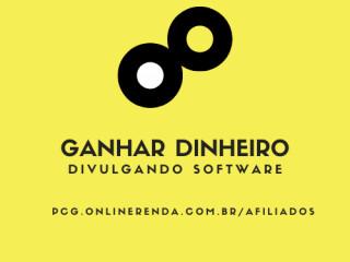 Ganhar Dinheiro Divulgando Software