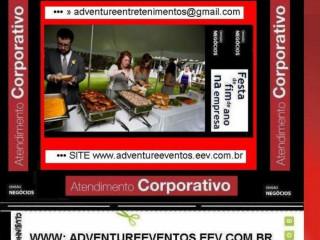 Organização Festa Confraternização Empresa