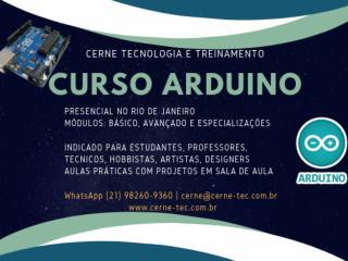 Curso Arduino No Rio De Janeiro