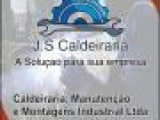 Js Caldeiraria,montagem E Manutenção Industrial Parana E Santa Catarina