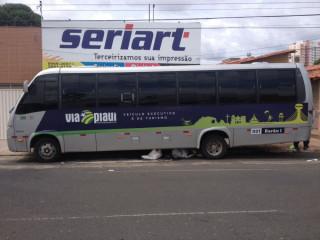 Aluguel De Van E Micro-ônibus Em Teresina