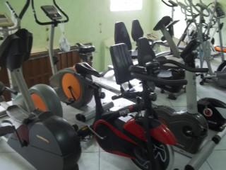 Esteira Elétrica - Temos Vários Equipamentos Fitness