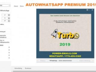 Auto Sen 7.0 Whatsapp Envios Em Massa 2019