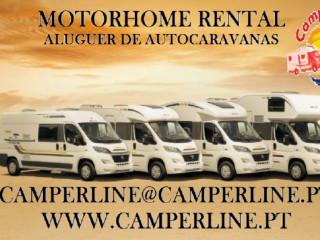 Camperline , Aluguel De Motorhome