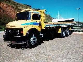 Caminhãomb 1313 Ano 1980 Truck Direção 14.99815.4830