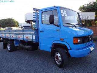 Caminhão Mb 914 Ano 1996 Com Direção 14.99815.4830