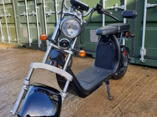 3000 Watts Newest Fat Tyre Citycoco Electric Scooter