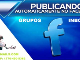 Postador Em Massa Facebook Grupos E Inbox 2019