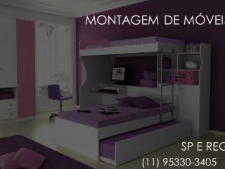 Montador De Moveis Sao Paulo 953303405