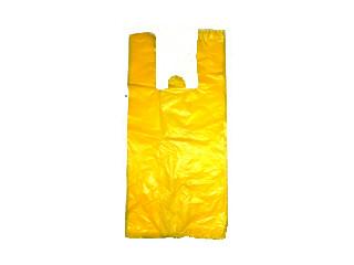 Sacola Amarela 38x50x0,0026/ 1.000 Und. A M Plásticos