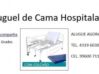 Aluguel E Venda De Camas Hospitalares