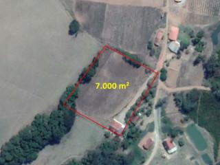 Chácara 7.000 M² Em Piedade/sp Com Casa, Lago, Terreno Plano.