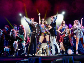 Soy Luna Cover O Show Festas E Eventos Infantil